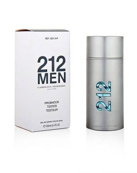 Carolina Herrera 212 Man (Tester) - 100 ML