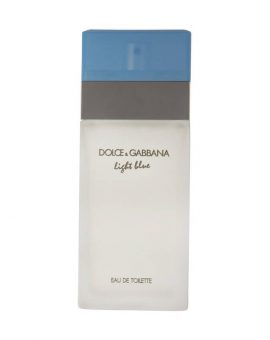 DOLCE & GABBANA Light Blue Woman (Tester) - 100 ML