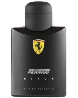 Ferrari Scuderia Black Man - 125 ML