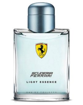 Ferrari Scuderia Ferrari Light Essence Man - 125 ML