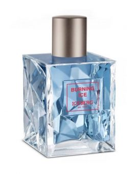 Iceberg Burning Ice Man - 100 ML