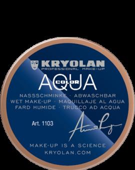 Kryolan Aquacolor 4 W - 55 ML