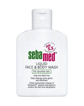 Sebamed Liquid Face And Body Wash - 200 ML