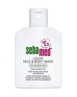 Sebamed Liquid Face And Body Wash - 200 ML