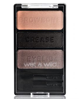 Wet N Wild Color Icon Eye Shadow Trio - Silent Treatment