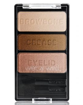 Wet N Wild Color Icon Eye Shadow Trio - Walking On Eggshells