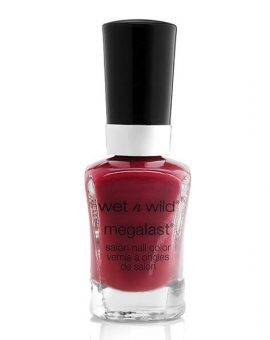 Wet N Wild Mega Last Nail Color - Haze Of Love