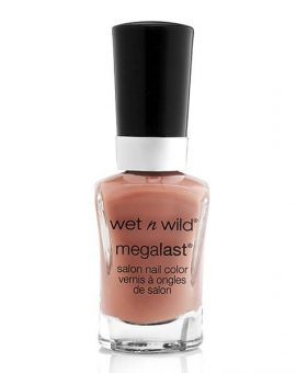 Wet N Wild Mega Last Nail Color - Private Viewing
