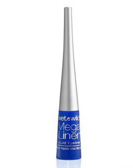 Wet N Wild Mega Liner - Liquid Eyeliner Blue