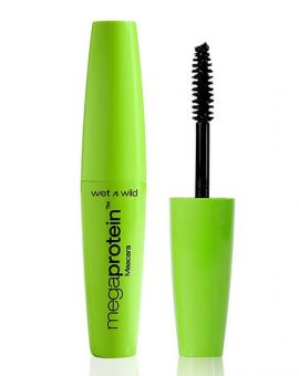 Wet N Wild Mega Protein Mascara - Very Black