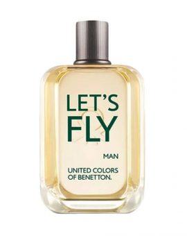 Benetton Lets Fly Man - 100 ML