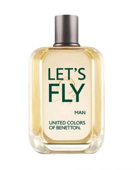 Benetton Lets Fly Man - 100 ML