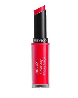 Revlon Colorstay Ultimate Suede Lipstick - Finale
