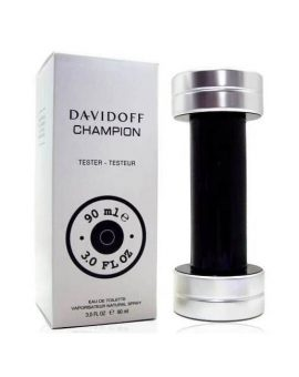Davidoff Champion Man (Tester) - 90 ML