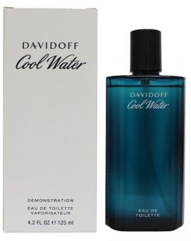Davidoff Coolwater Man (Tester) - 125 ML