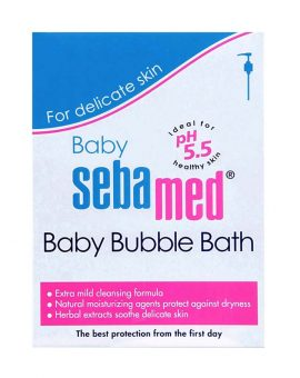 Sebamed Baby Bubble Bath  - 1000 ML
