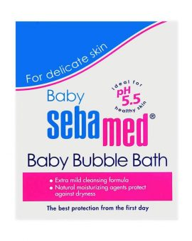 Sebamed Baby Bubble Bath  - 200 ML