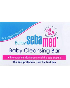 Sebamed Baby Cleansing Bar - 100 gr