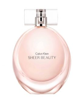 Calvin Klein Sheer Beauty Woman - 100 ML