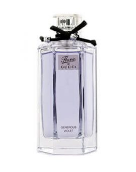 Gucci Flora by Gucci Generous Violet Woman (Tester) - 100 ML