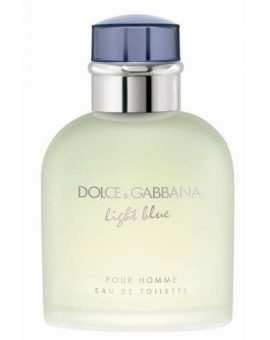 DOLCE & GABBANA Light Blue Man (Tester) - 125 ML