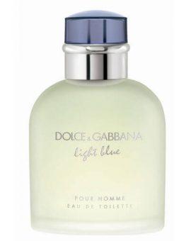 DOLCE & GABBANA Light Blue Man (Tester) - 125 ML