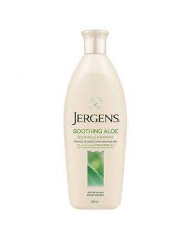Jergens Soothing Aloe Refreshing Moisturizer