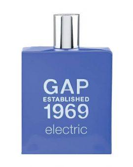GAP Established 1969 Electric Man - 100 ML