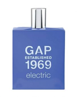 GAP Established 1969 Electric Man - 100 ML