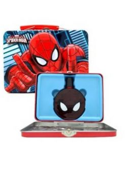 AirVal International Spiderman Metal Box - 100 ML