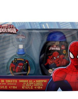 AirVal International Spiderman Ultimate Man (Gift Set) - 100 ML