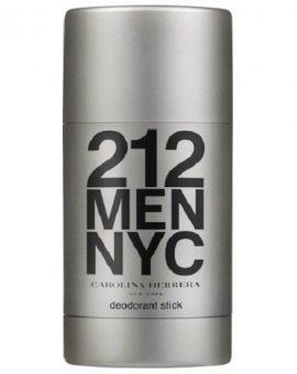 Deodorant Carolina Herrera 212 NYC Man - 75g