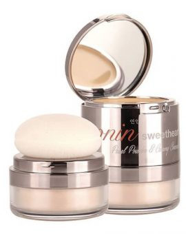 Yeonin Pearl Powder & Creamy Concealer - Natural