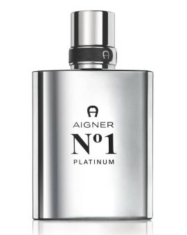Aigner No 1 Platinum Man - 100 ML