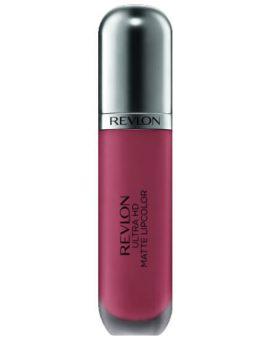 Revlon Ultra HD Matte Lipcolor - Addiction