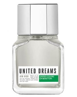 Benetton United Dreams Aim High Man - 100 ML