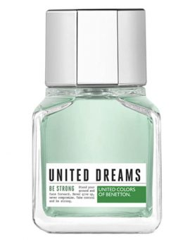 Benetton United Dreams Be Strong Man - 100 ML