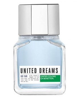 Benetton United Dreams Go Far Man - 100 ML