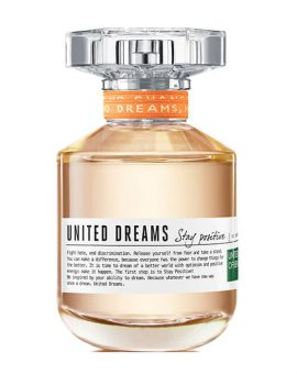 Benetton United Dreams Stay Positive Woman - 80 ML