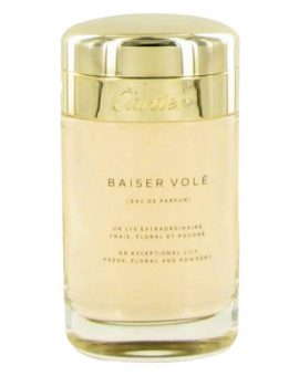 Cartier Baiser Vole Essence Woman (Tester) - 80 ML