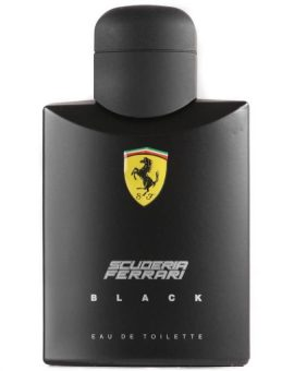 Ferrari Scuderia Black Man (Tester) - 125 ML