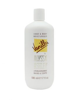 Alyssa Ashley Vanilla Body Lotion - 500 ML