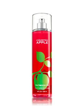 Bath and Body Works Fragrance Mist Country Apple - 236 ML