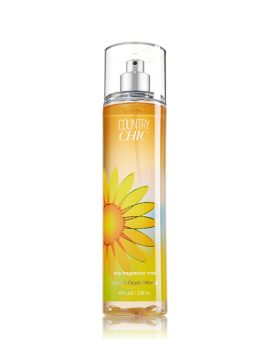 Bath and Body Works Fragrance Mist Country Chic - 236 ML