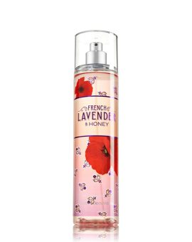 Bath and Body Works Fragrance Mist French Lavender & Honey - 236 ML