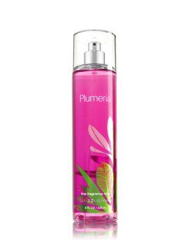 Bath and Body Works Fragrance Mist Plumeria - 236 ML