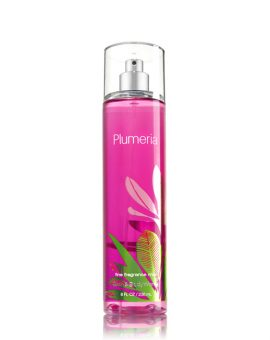 Bath and Body Works Fragrance Mist Plumeria - 236 ML