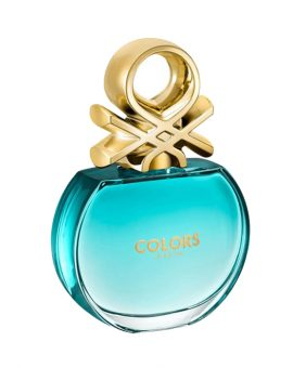 Benetton Colors Blue for Her - 80ml