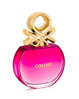 Benetton Colors Pink for Her - 80ml