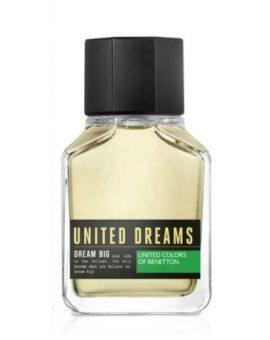 Benetton United Dreams Dream Big for Him - 100ml
